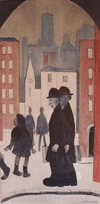 Two Brothers - Lowry